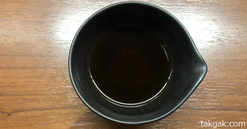 一蘭のオスカランの酸味