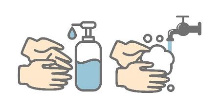 手洗い(コロナ予防)