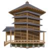 日本三大さざえ堂とは?超珍しい構造をした建物!絶対行ってみるべし!