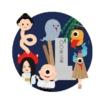 日本三大幽霊とは?幽霊にまつわる怪談話や特徴について紹介!