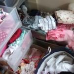 子供服の断捨離