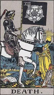 死神 タロットカード